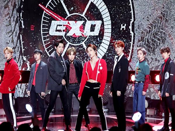 """Đây có thể là lễ trao giải cuối năm hiếm hoi EXO tham dự, nhưng fan lại """"bất lực"""" vì không được vote"""