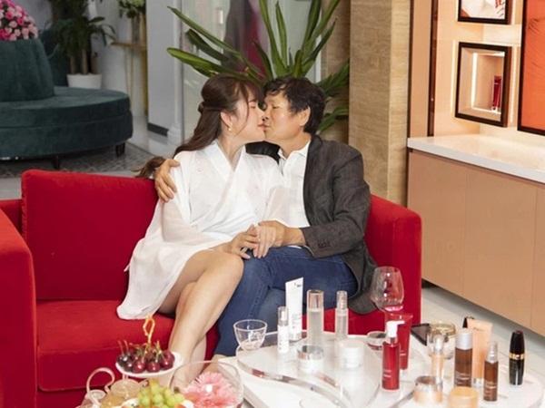 Để vợ có động lực giảm cân, chồng đại gia của Hoa hậu Phương Lê treo thưởng 12 tỷ