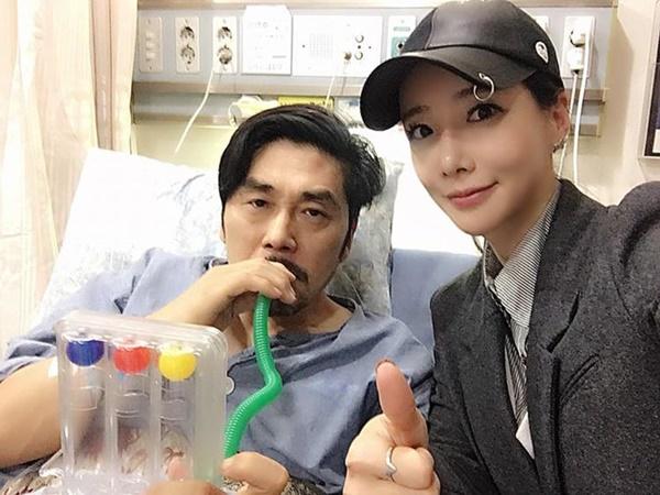 Diễn viên 'Hoàng hậu Ki' gặp ung thư lạ phải cắt bỏ khối u dài 30 cm