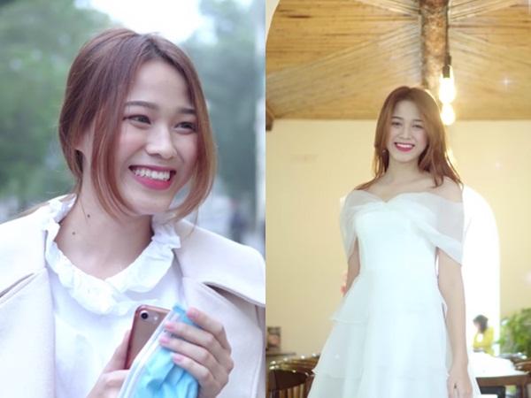Đỗ Thị Hà khi tham gia chương trình hẹn hò cách đây 9 tháng: Nhan sắc rạng ngời dự báo về 1 Hoa hậu tương lai