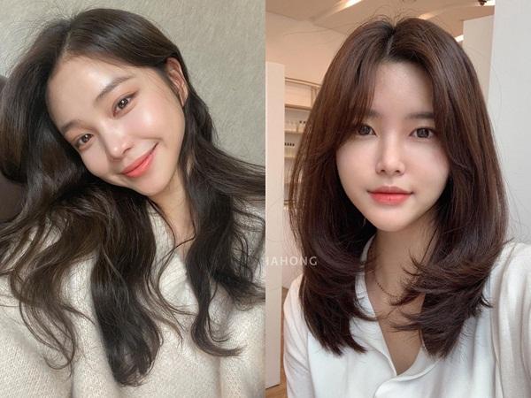 Đổi ngay 5 kiểu tóc uốn chuẩn hot girl Hàn này để xúng xính váy áo mùa Giáng sinh 2020