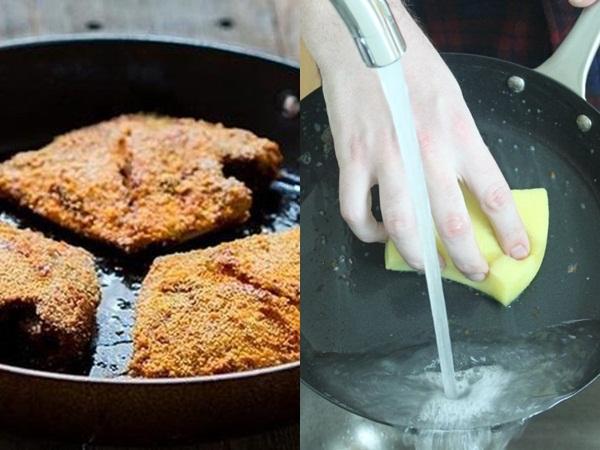 Dùng chảo chống dính khi nấu ăn, chuyên gia khuyến cáo điều quan trọng để tránh nguy cơ gây hại sức khỏe, ung thư