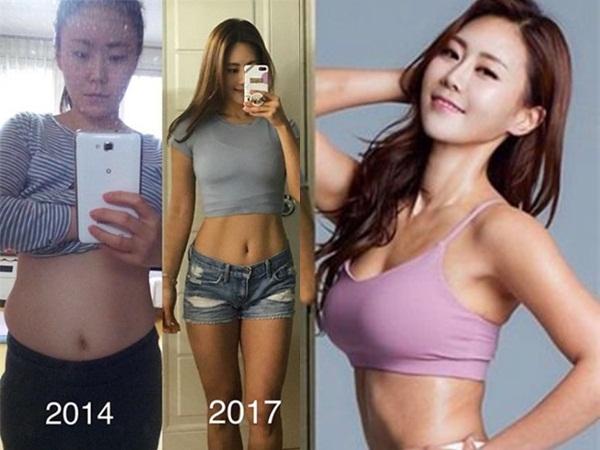 Dùng dầu oliu, tự nấu ăn... bí quyết giảm mỡ của 7 hot girl Hàn Quốc
