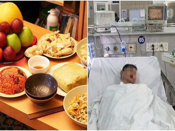 """Đừng tưởng Tết thì ăn gì cũng được, có những người phải """"ăn Tết trong bệnh viện"""" vì những món ăn quá đỗi thân quen này"""
