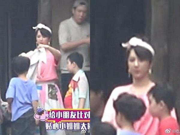 """Dương Tử bỏ """"Nhà hàng Trung Hoa 4"""" cho Triệu Lệ Dĩnh, đóng phim mới lại gây hoang mang vì quê mùa, diêm dúa"""