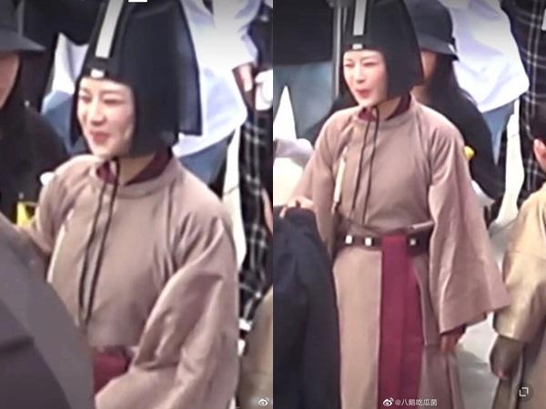 Dương Tử lộ nhan sắc thật trên phim trường, tăng cân trông thấy và phản ứng đầy bất ngờ của netizen xứ Trung