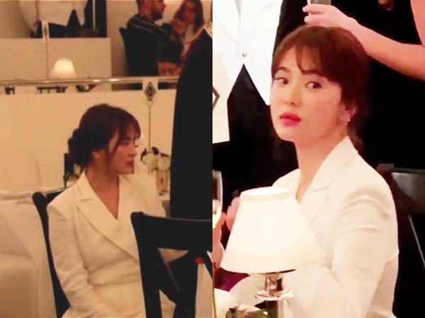 Gần 2 tháng sau ly hôn, Song Hye Kyo vẫn xinh đẹp dự sự kiện nhưng thoáng nét tiều tụy, đượm buồn