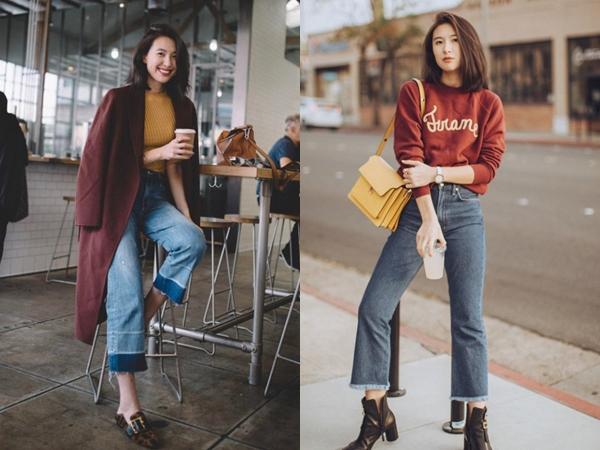 Ghim ngay 12 cách mix đồ với quần jeans giúp bạn gái trẻ trung và xinh đẹp hơn gấp bội