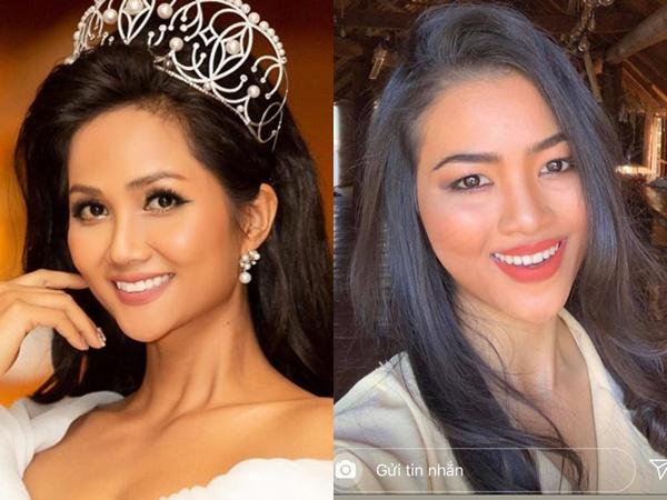 Gia đình H'Hen Niê lại tiếp tục xuất hiện thêm một hoa hậu tương lai, chỉ mới 17 tuổi đã đẹp sắc sảo và thần thái thế này đây
