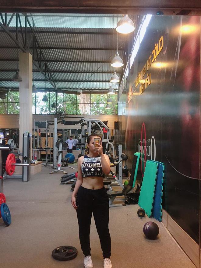 Giảm 10kg chỉ sau 2 tháng tập gym theo hướng dẫn của huấn luyện viên, cô gái trẻ sở hữu thân hình nuột nà, tự tin đón Tết - Ảnh 7
