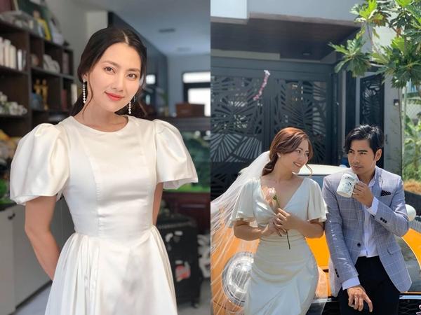Giữa tin đồn hôn nhân rạn nứt, nữ diễn viên Ngọc Lan chính thức lên tiếng
