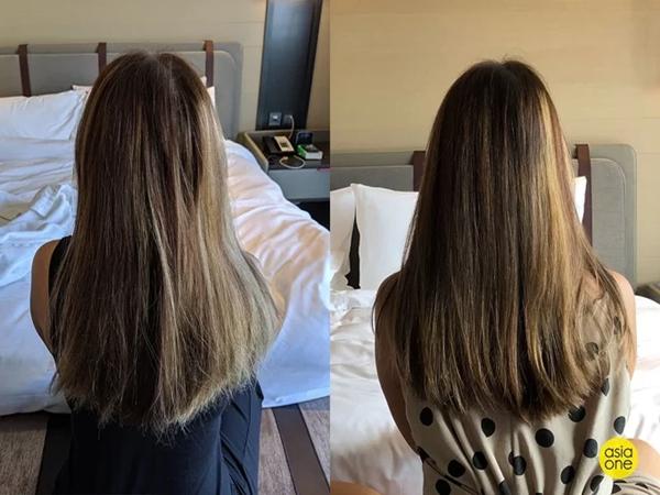 Gội đầu kiểu ngược đời, cô gái trẻ thấy tóc khỏe đẹp hơn 5