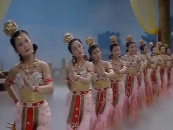 Hằng Nga đẹp nhất trong Tây Du Ký và điệu múa mê hoặc cả Thiên Bồng Nguyên Soái, càng xem càng u mê