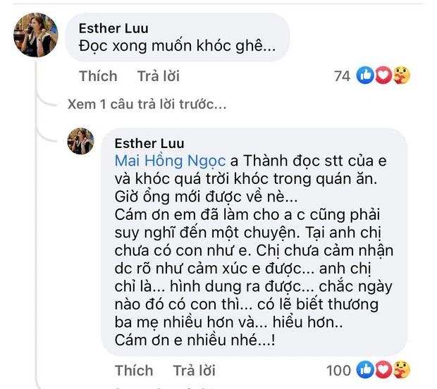 Hari Won nhắn gửi Đông Nhi sau bài đăng khen Bố Già: 'Anh chị chưa có con như em, chưa cảm nhận rõ cảm xúc của em được' - Ảnh 3