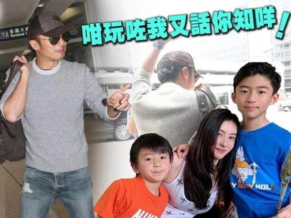 Hậu ly hôn Trương Bá Chi, Tạ Đình Phong bị chỉ trích cạn tình cạn nghĩa khi có hành động này