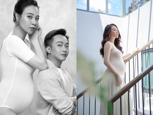 Hé lộ giới tính con đầu lòng của Đàm Thu Trang, hóa ra Cường Đô la đã ẩn ý trước đó