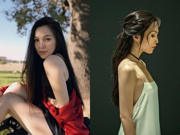 U40 vẫn trẻ đẹp gợi cảm như thiếu nữ nhưng Hiền Thục ngày càng khiến fan phát hoảng với thân hình gầy trơ xương