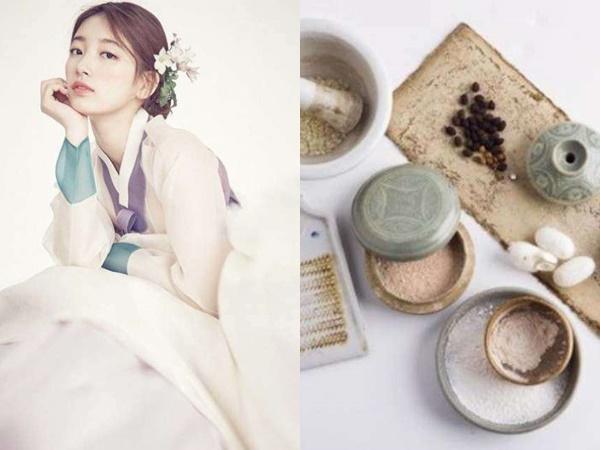 Học phụ nữ Hàn xưa làm đẹp bằng các nguyên liệu tự nhiên