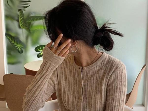 Học từ chính chuyên gia làm tóc người Hàn 2 cách búi thấp kiểu buông lơi cực hợp trời Thu