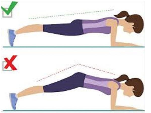 Hướng dẫn cách tập plank đúng cách để có vóc dáng đẹp