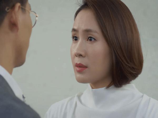 Preview 'Hướng dương ngược nắng' tập 35: Châu phát hiện mang thai sau khi bị Vỹ cưỡng hiếp?