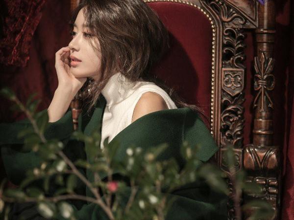 Jiyeon (T-ara) tung teaser: Đẳng cấp nhan sắc nữ thần thứ 2 là đây chứ đâu!