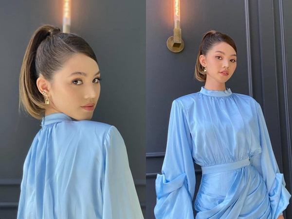Jolie Nguyễn đăng ảnh khoe visual sắc nét nhưng lại bị netizen soi bắp đùi lạ quá là lạ