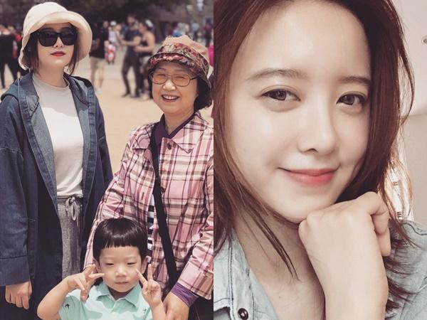 Khó hiểu động thái Goo Hye Sun trước - sau khi tuyên bố ly hôn: Đăng ảnh mẹ, cười hẹn mai gặp, xóa bài đăng chấn động