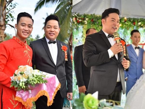 Khoe ảnh đám cưới con trai, Quang Lê bị dân mạng hối tái giá và câu trả lời đầy bất ngờ của nam ca sĩ