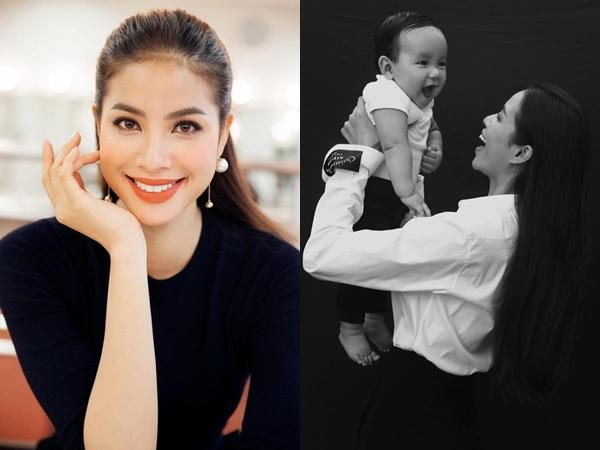 Khoe con chán chê, Phạm Hương tiếp tục gây chú ý khi tiết lộ mối quan hệ đặc biệt với mẹ chồng tương lai