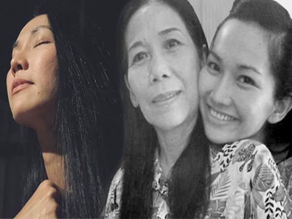 Không thể về chịu tang, Kim Hiền xúc động vì chồng cũ thay mặt để lo chu toàn và đưa tiễn mẹ ruột về nơi an nghỉ cuối cùng