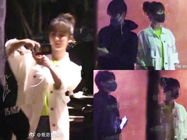 Lộ ảnh hẹn hò với trai lạ, Dương Tử đã có tình mới sau chia tay với Tần Tuấn Kiệt?