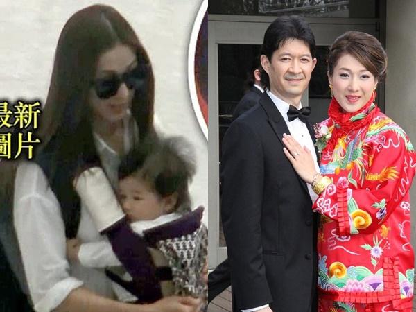 Lộ hình ảnh Chung Gia Hân vất vả chăm con một mình, chồng vô tâm hay hôn nhân đang trục trặc?