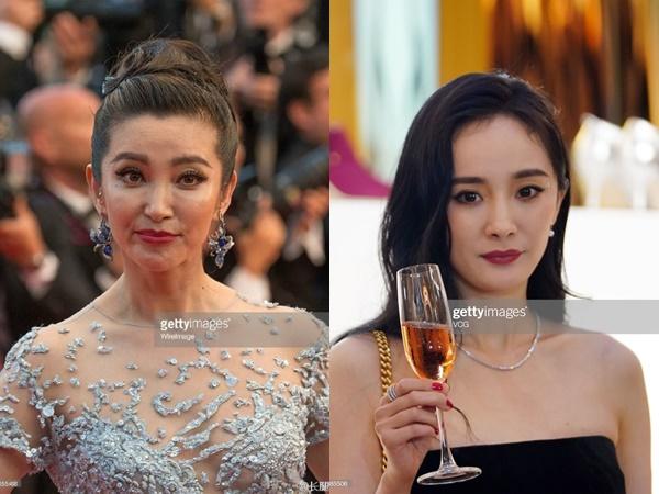 Lộ nhan sắc 'thật đến từng lỗ chân lông' của dàn mỹ nhân Hoa ngữ qua ảnh chưa chỉnh sửa từ nhiếp ảnh gia quốc tế