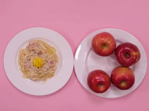 """Loạt ảnh quy đổi khiến bạn """"vỡ lẽ"""" vì sao giảm cân hoài vẫn béo, ăn ít mà vẫn không giảm được cân nào"""