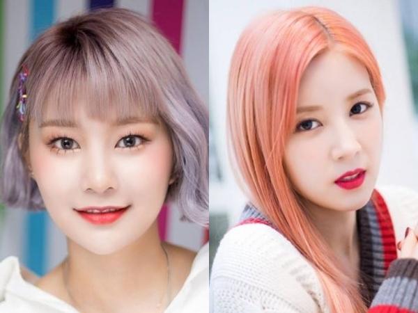 Loạt màu tóc pastel xinh ngất ngây cho bạn gái 2019