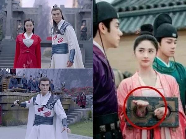 Lỗi sai lộ liễu trong phim cổ trang Trung Quốc khiến khán giả cảm thấy bị 'sỉ nhục IQ'