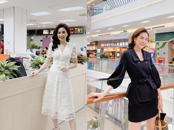 Mặc đẹp như MC Mai Ngọc không hề khó, nàng công sở tuổi 30 chỉ cần có trong tay 7 món đồ này là đủ