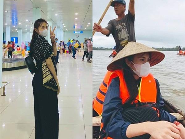 Mỉa mai Thủy Tiên làm từ thiện vẫn diện cả cây hàng hiệu, nữ MC nhận về 'kết đắng' từ cư dân mạng