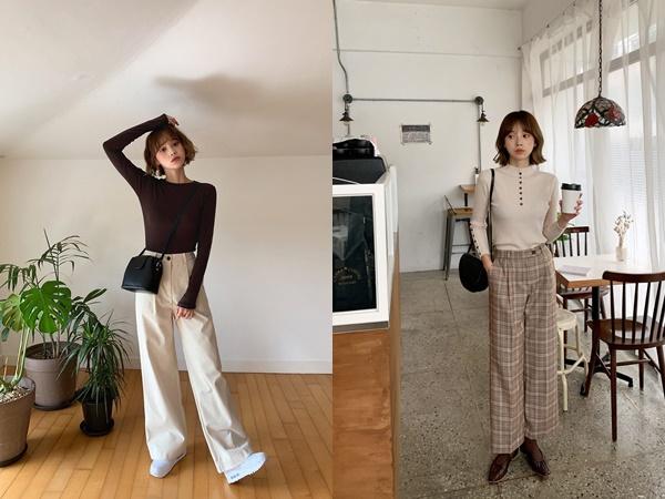 Mùa nào quần áo nấy, bạn cứ phải sắm đủ 5 mẫu quần dài sau thì mới yên tâm mặc đẹp suốt thu được