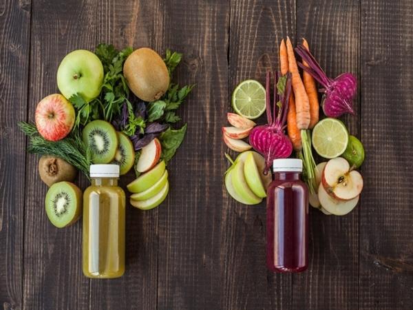 Muốn detox giảm cân đạt hiệu quả cao, bạn nên hiểu rõ từng bộ phận cơ thể cần những loại thực phẩm nào