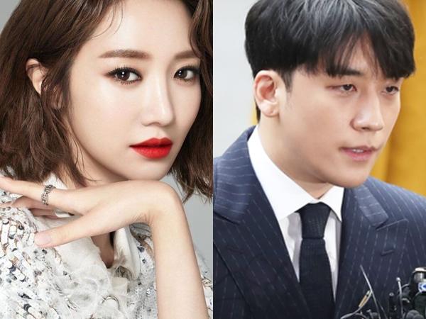 """Mỹ nhân """"She was pretty"""" Go Jun Hee bị nghi dính líu tới vụ môi giới mại dâm tại tiệc sinh nhật của Seungri năm 2015"""