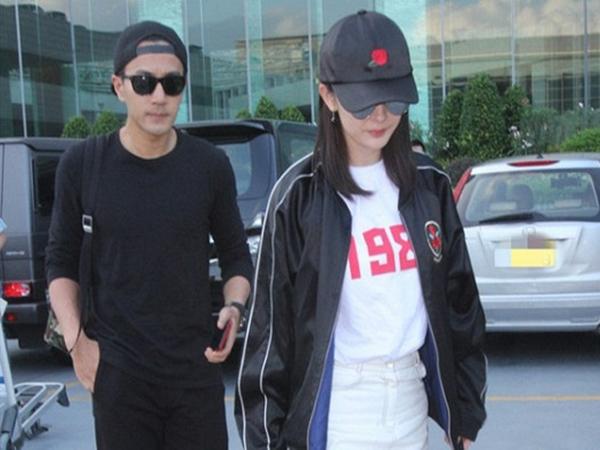 Netizen xứ Trung xôn xao trước hình ảnh Lưu Khải Uy và Dương Mịch đến Cục Dân Chính tái hôn vì con gái
