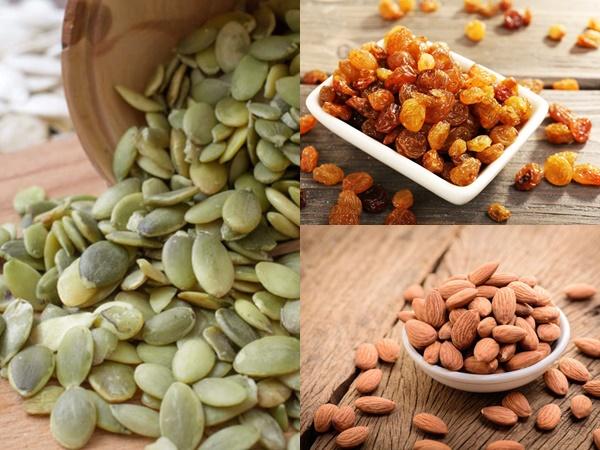 Ngày Tết có ăn nhiều các món này đến mấy cũng chẳng lo cân nặng bị tăng