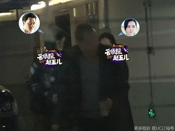'Người tình màn ảnh' của Phùng Thiệu Phong ngầm tố cáo Triệu Lệ Dĩnh là 'tiểu tam' dùng thủ đoạn xen vào giữa mối quan hệ 2 người - Ảnh 2
