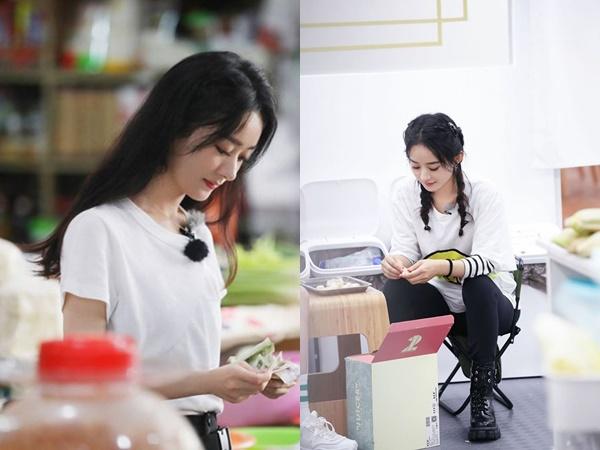 """""""Nhà hàng Trung Hoa 4"""": Triệu Lệ Dĩnh trẻ đẹp như gái 18, antifan chê cô già như mẹ Vương Nhất Bác bị mắng ngược"""