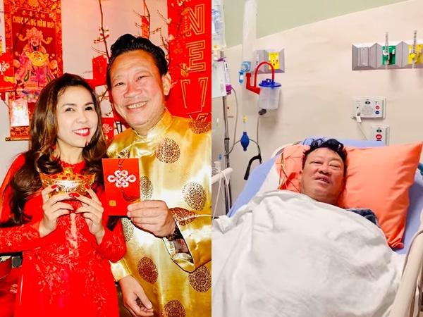 Nhạc sĩ Lê Quang bị tắc mạch máu phải nhập viện, nhiều sao Việt lo lắng gửi lời hỏi thăm