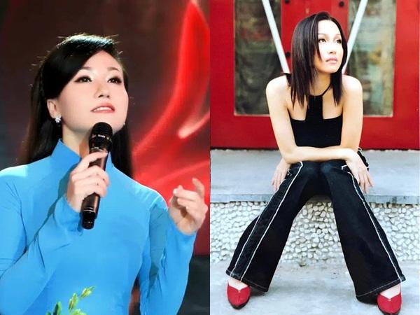 """Nhan sắc thời trẻ và điều ít biết về """"Nữ hoàng nhạc sến miền Tây"""" Hoàng Châu"""