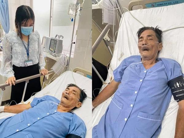 Nhân viên y tế tiết lộ tình trạng hiện tại của NS Thương Tín, bệnh viện quyết định hỗ trợ viện phí