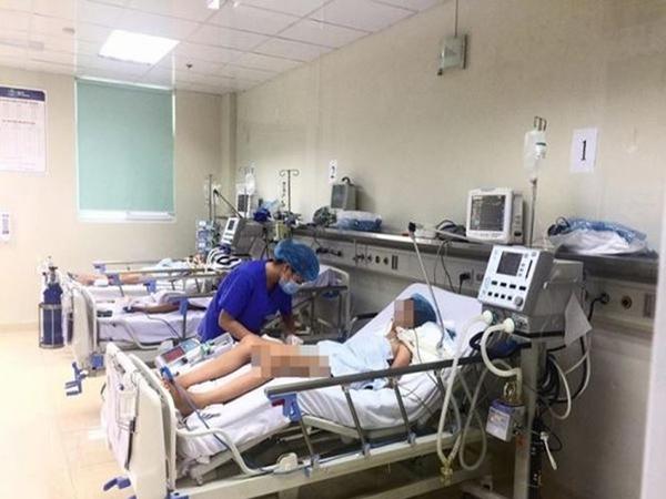 Nhiều bệnh nhi biến chứng viêm não do cúm